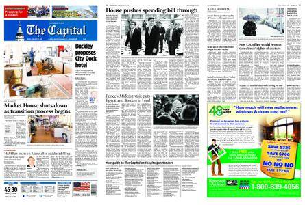 The Capital – January 19, 2018
