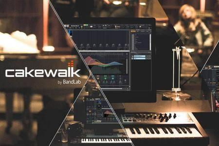 BandLab Cakewalk v25.01.0.27 WiN