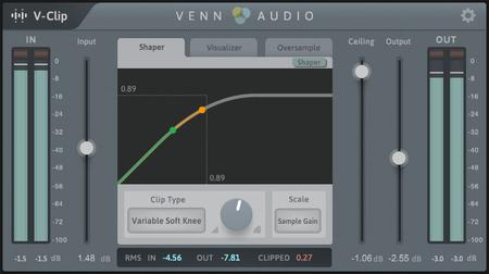 Venn Audio V-Clip v1.0.0 WiN