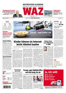WAZ Westdeutsche Allgemeine Zeitung Oberhausen-Sterkrade - 25. Mai 2018