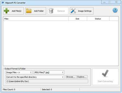 Mgosoft PS Converter 8.6.7 + Portable