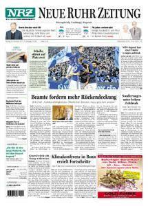 NRZ Neue Ruhr Zeitung Essen-Postausgabe - 20. November 2017