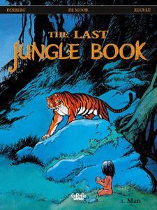 Europe Comics-The Last Jungle Book Vol 01 Man 2016 Hybrid Comic eBook