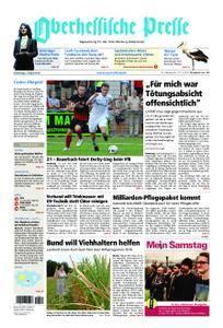 Oberhessische Presse Marburg/Ostkreis - 02. August 2018