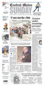 Morning Sentinel – January 19, 2020
