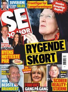 SE og HØR – 30. september 2020