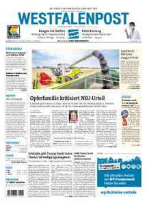 Westfalenpost Wetter - 12. Juli 2018