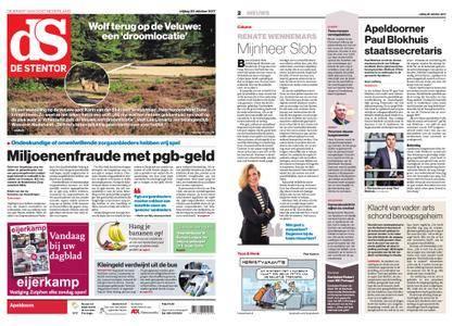 De Stentor - Apeldoorn – 20 oktober 2017