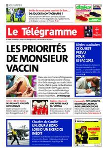 Le Télégramme Quimper – 05 juin 2021