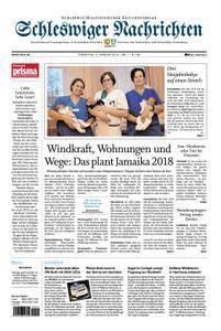 Schleswiger Nachrichten - 02. Januar 2018