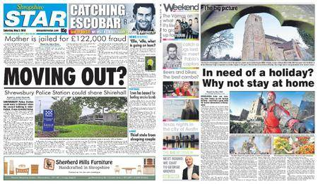 Shropshire Star Shrewsbury Edition – May 05, 2018