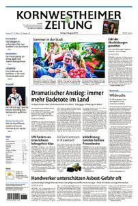 Kornwestheimer Zeitung - 03. August 2018