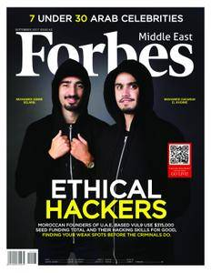 Forbes Middle East English Edition - September 2017