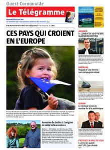 Le Télégramme Ouest Cornouaille – 24 mai 2019