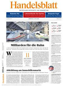 Handelsblatt - 12 Mai 2020