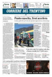 Corriere del Trentino - 24 Marzo 2018