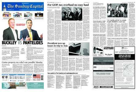 The Capital – November 05, 2017