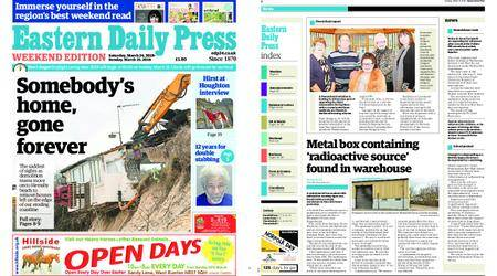 Eastern Daily Press – March 24, 2018