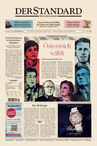 Der Standard – 21. September 2019