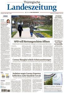 Thüringische Landeszeitung – 30. März 2020