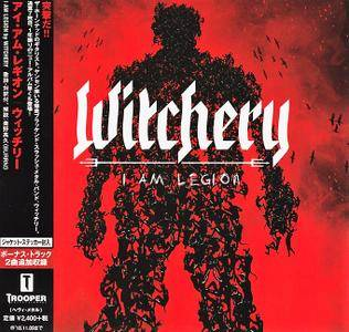 Witchery - I Am Legion (2017) [Japanese Ed.]