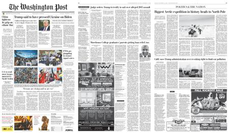 The Washington Post – September 21, 2019