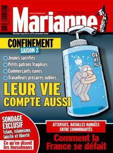 Marianne - 6 Novembre 2020
