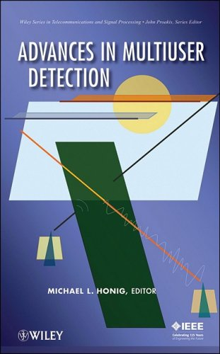 """Michael L. Honig, """"Advances in Multiuser Detection (Wiley Series in Telecommunications and Signal Processing)"""" (Repost)"""