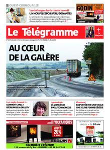 Le Télégramme Ouest Cornouaille – 13 février 2021