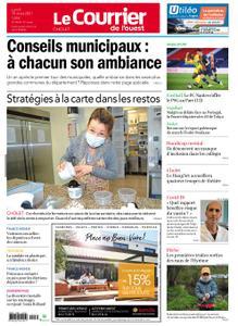 Le Courrier de l'Ouest Cholet – 15 mars 2021
