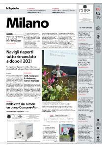 la Repubblica Milano - 8 Febbraio 2019