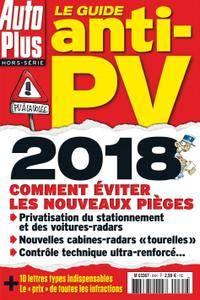 Auto Plus Hors-Série - février 2018