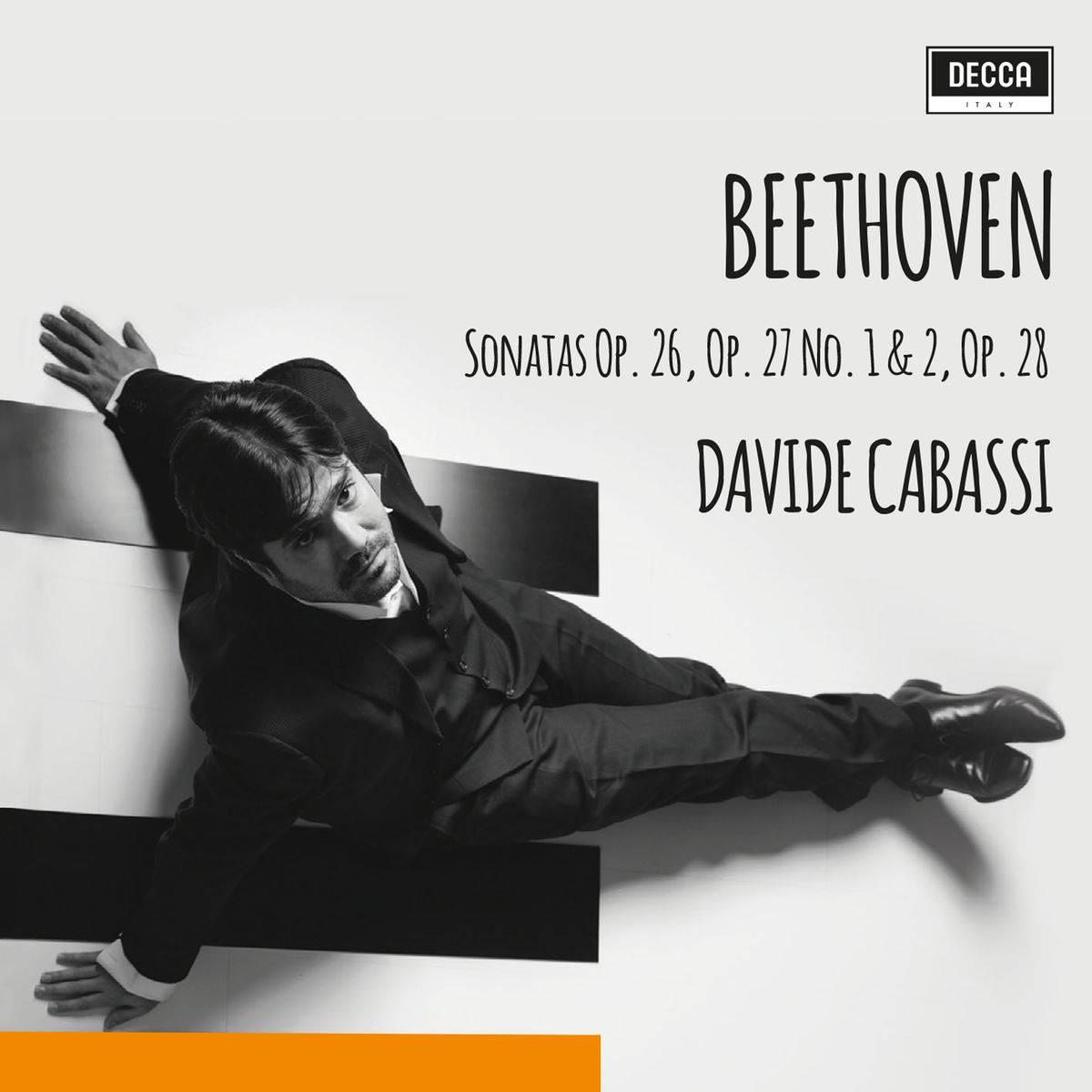 Davide Cabassi - Beethoven: Sonatas, Op. 26, 27 Nos 1 & 2, 28 (2018) [Official Digital Download 24/96]