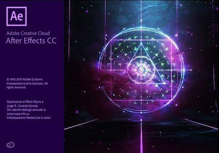 Adobe After Effects CC 2018 v15.0.1.73  Multilingual macOS