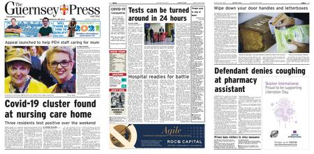 The Guernsey Press – 31 March 2020