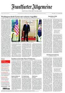 Frankfurter Allgemeine Zeitung F.A.Z. - 16. April 2018