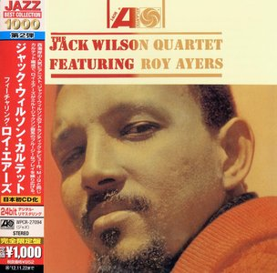 Jack Wilson - The Jack Wilson Quartet featuring Roy Ayers (1963) {2012 Japan Jazz Best Collection 1000 Series 24bit WPCR-27094}