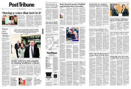 Post-Tribune – March 02, 2019