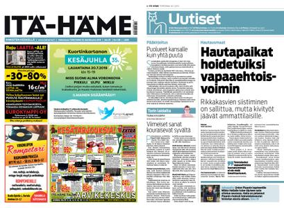 Itä-Häme – 18.07.2019
