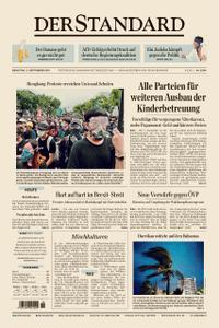 Der Standard – 03. September 2019