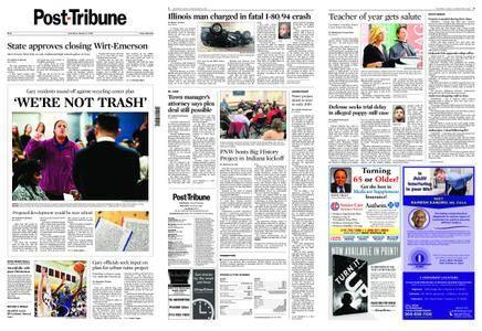 Post-Tribune – March 03, 2018
