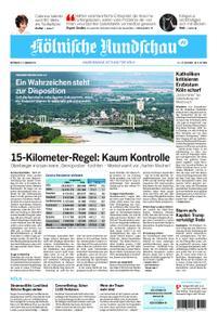 Kölnische Rundschau Köln-West – 13. Januar 2021