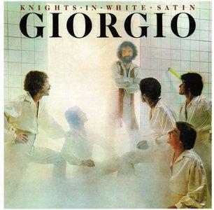 Giorgio - Knights In White Satin (1976) {2011, Remastered}