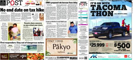 The Guam Daily Post – August 13, 2019