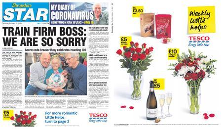 Shropshire Star Last Telford Edition – February 13, 2020