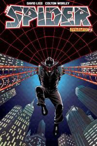 Dynamite-The Spider No 02 2012 Hybrid Comic eBook