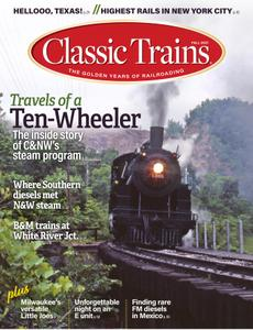 Classic Trains - August 2021