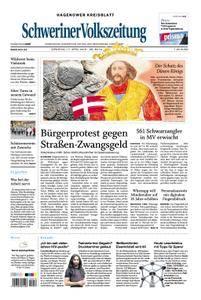 Schweriner Volkszeitung Hagenower Kreisblatt - 17. April 2018