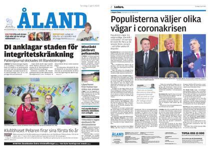 Ålandstidningen – 02 april 2020