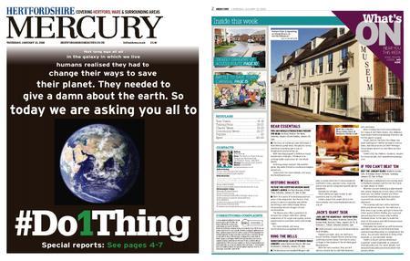 Hertfordshire Mercury – January 23, 2020